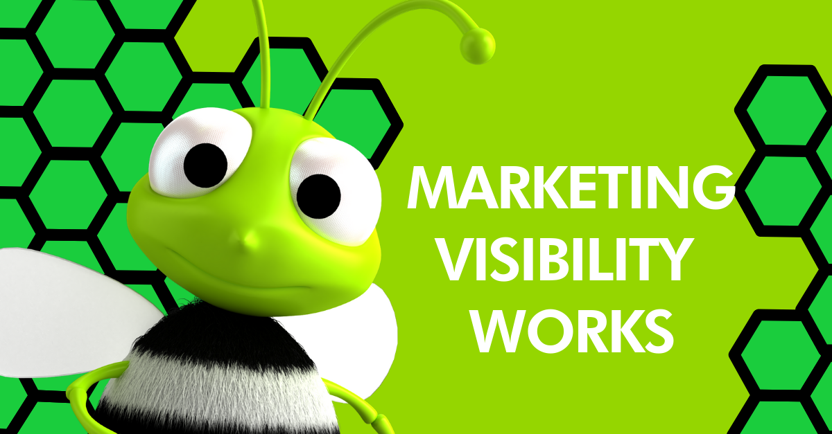 Market visibility works even if you only have a small budget - Social Bizz-Buzz