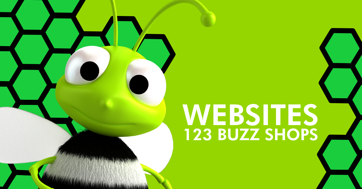123 Buzz Shops - Affordable websites for SME's in Curacao